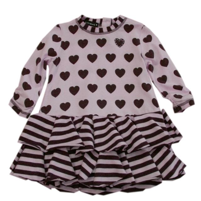 kate mack vestido 7 moda infantil kids online otoño-inivierno 2014-2015