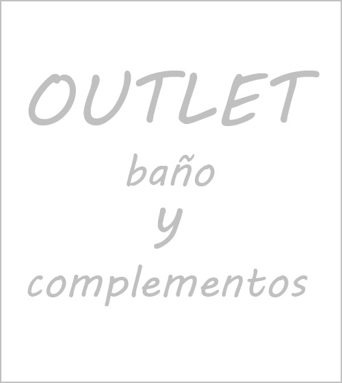 BLOG outlet baño y complementos