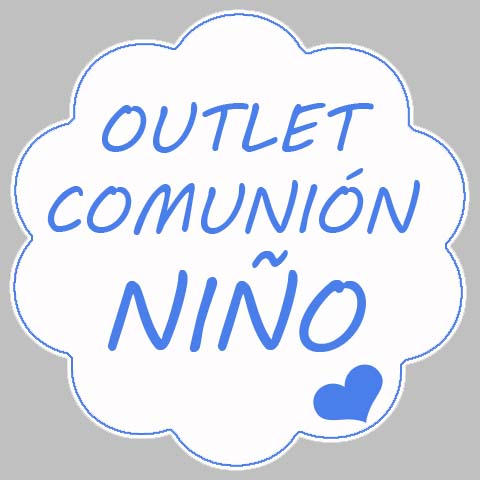 BLOG outlet comunion niño